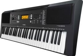 Yamaha PSR-E263 и PSR-E363 – портативные клавишные инструменты начального уровня