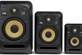 KRK V4S4, V6S4 и V8S4 – активные 2-полосные мониторы ближнего поля