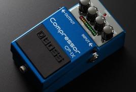 Boss CP-1X – гитарный педальный компрессор