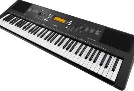 Yamaha PSR-EW300 – портативный клавишный инструмент для начинающих
