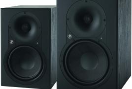 Mackie XR624 и XR824 – профессиональные студийные мониторы