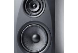 M-Audio M3-8 Black – трёхполосный студийный монитор