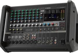 Yamaha EMX5 и EMX7 – многоканальные микшеры с мощным встроенным усилителем