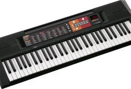 Yamaha PSR-F51 – портативный клавишный инструмент начального уровня